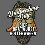 Vatertag T Shirt Dadventure Day 2019