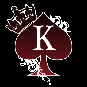 King Queen (part1) Partnerlook Geschenkidee love