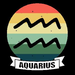 Sternzeichen Wassermann, Aquarius