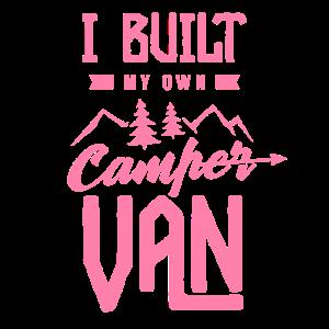 Umbauen Camper Wohnmobil Selber Bauen Campervan