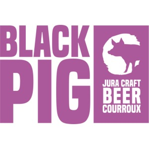 BlackPig Horizontal Purple