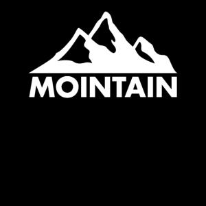 Moin Wanderer und Bergliebhaber Geschenk