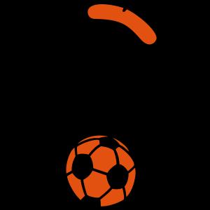Frauenfußball Comic