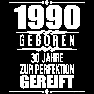 Geschenkidee 30. Geburtstag T-Shirt 30 Jahre Alt
