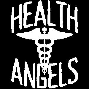 Health Angels Arzt Krankenschwester Ärztin Notarzt