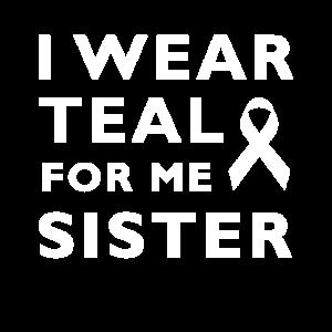 Ich trage Knickente für meine Schwester
