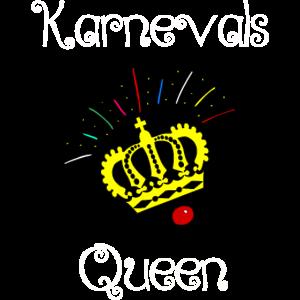 Karneval Queen -Karneval-Fasching-Fastnacht Queen