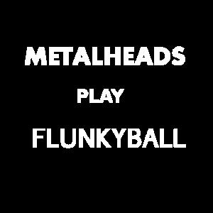 Metalheads play Flunkyball