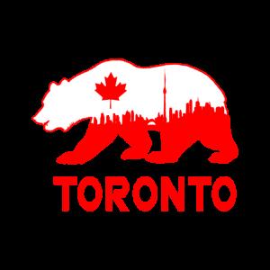 Toronto Kanada Bär / Geschenk
