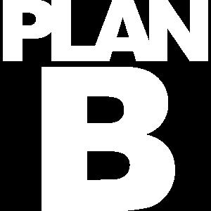Plan B habe ich immer in der Tasche