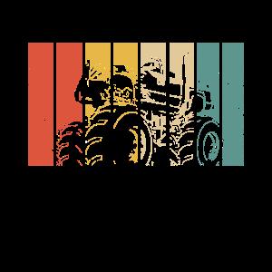 Retro Monster Truck Auto Geschenk I Monstertruck