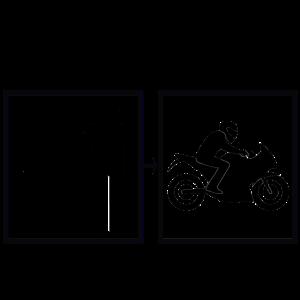 Problem gelöst durch Motorrad