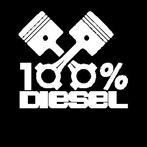 100% Diesel I Dieselholics