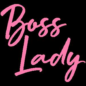 Boss Lady Bossin Geschenk