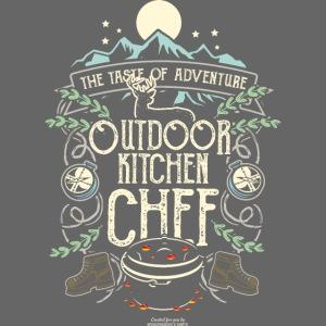 Dutch Oven T Shirt Outdoor Kitchen Chef