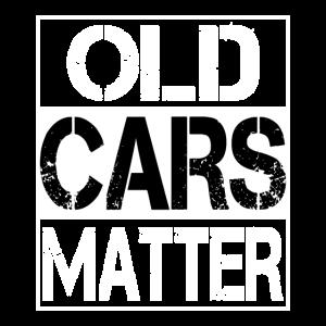 Old Cars Matter Design Automobile & Hot Rods