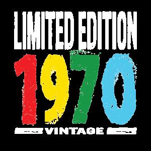 50.Geburtstag 1970 50 Jahre 1970 Geburtstag