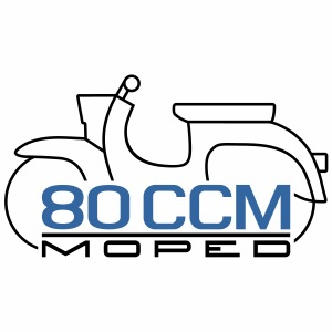 Moped Schwalbe Emblem 80 ccm