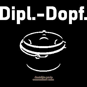 Dutch Oven T-Shirt Dipl.-Dopf.