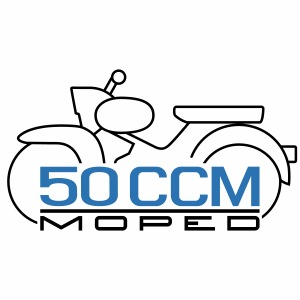 Moped Star 50 ccm Emblem