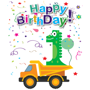 Happy Birthday 1 Jungs