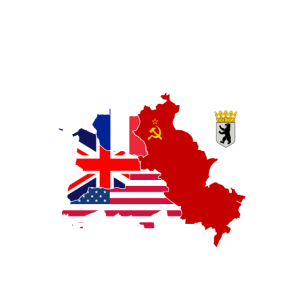 Berlin - Checkpoint Charlie - Ost - West - DDR