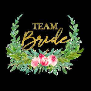 gruen floral logo2team bride