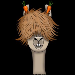 Cooles Lama Llama Alpaka Tierliebhaber Geschenk