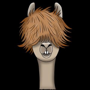 Lama Llamas Alpaka Tier Tierliebhaber Geschenk