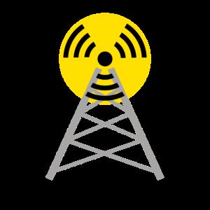 internet 5G network radio active danger future ai