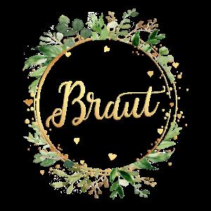 (leaf_frame_round_green_gold_braut)