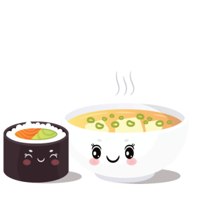 You Maki Miso Happy - Valentines Love Couple Gift