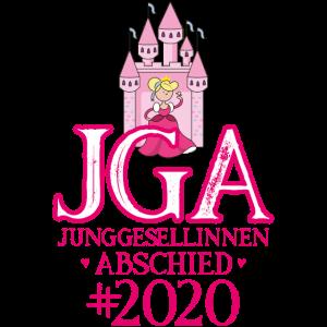 Junggesellinnen abschied prinzessin 2020
