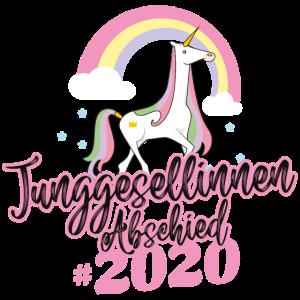 Einhorn Junggesellinnenabschied 2020