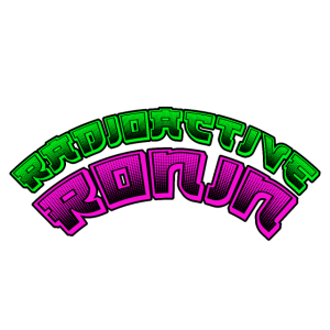 Radioactive Ronin Font