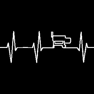 Barbecue Herzschlag Smoker