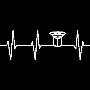 Grillen Herzschlag Grillplatte
