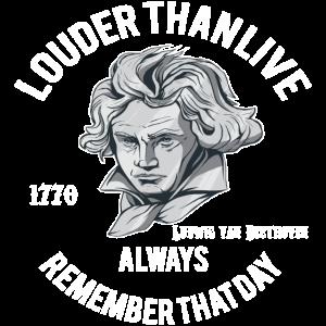 Ludwig van Beethoven,Klassik Musik Geschenk Outfit