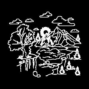 Mutter Natur Landschaft