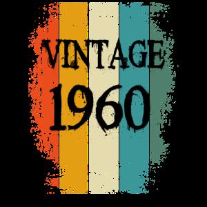 Jahrgang 1960 Retro