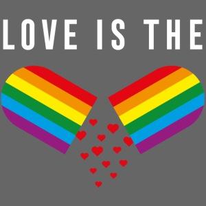Pride Love is the Drug Valentine