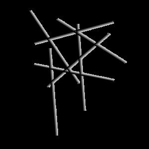 Balken Strich Kunst Design