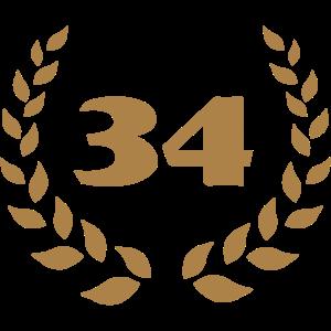 jubilaeum 34