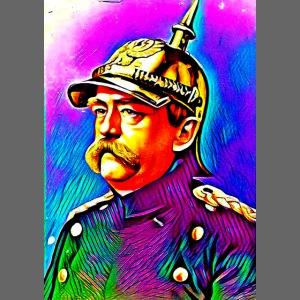 Bismarck #5 - Popart 2.0 Kaiserreich Edition