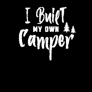 Ich habe meinen eigenen Camper Van gebaut