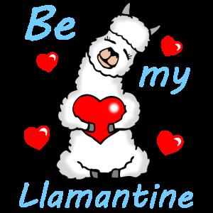 Alpaka Valentinstag Geschenk für Damen Und Herren