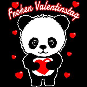 Panda Valentinstag Geschenk für Damen Und Herren