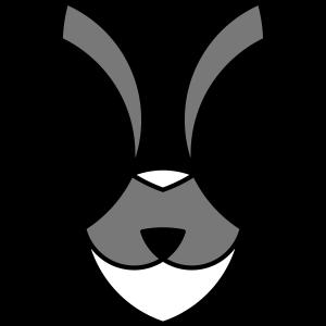 Hase Hasen Nagetier Kaninchen Zeichnung Linien