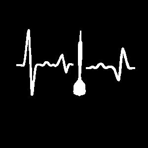 Darts Herzschlag Heartbeat