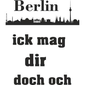 Berlin, ick mag dir doch och | I love Berlin